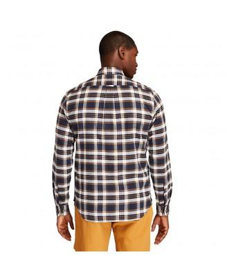 Timberland Mens TARTAN SOLUCELLAIR™ Shirt
