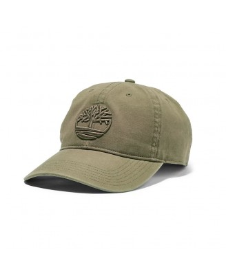 Timberland Mens SOUNDVIEW COTTON CANVAS cap
