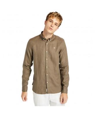 Timberland Mens LINEN Shirt