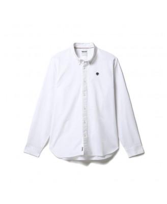 Timberland Mens OXFORD SLIM Shirt