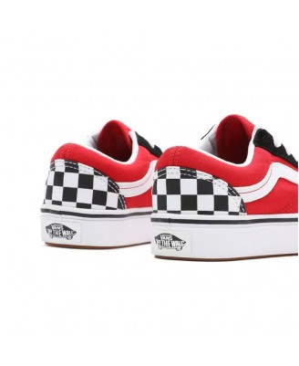 Vans Kids CHECKERBOARD COMFYCUSH OLD SKOOL  Shoes